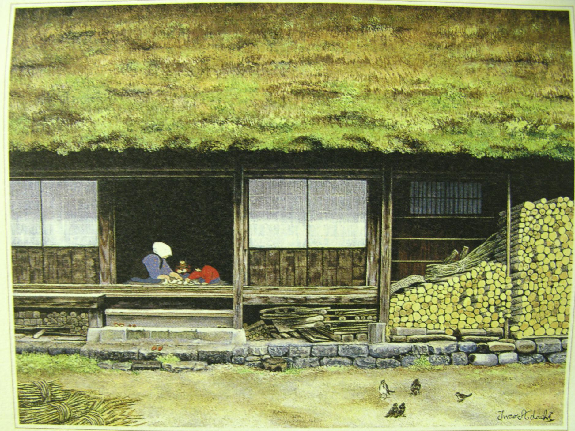 Wabi sabi satoyama spirit for Wabi sabi aesthetic